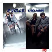 2 full loads in the elevator!
