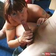 Tasty... Facial insemination