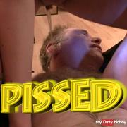 Pissed by two mistresses