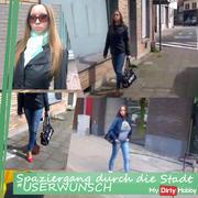 Spaziergang durch die Stadt -USERWUNSCH