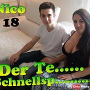 NICO 18. DER TEENY SCHNELLspri**ER !