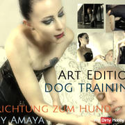 ART EDITION trained to dog - The dog training