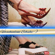 Different shoes :-)