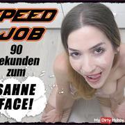 SPEED bl*w! In 90 Sekunden zur sper*afresse!