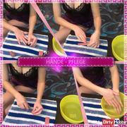 Hände - pflege
