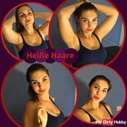 Hot hair!