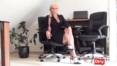 New video! Sassy school director pretty fucked