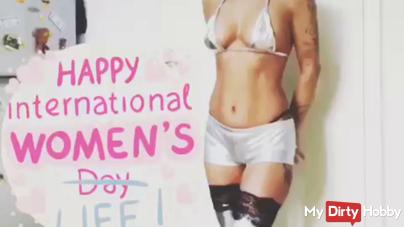 Happy World Women's Day