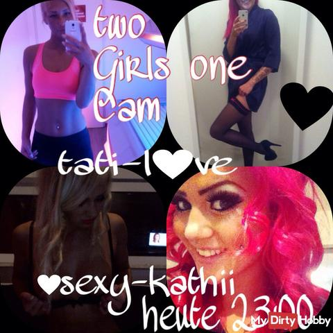 Heute, two Girls one Cam