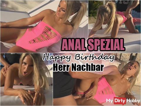 ANAL SPEZIAL- Happy Birthday Herr Nachbar!