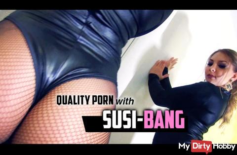 Wahnsinns Fick mit Susi-Bang !!!