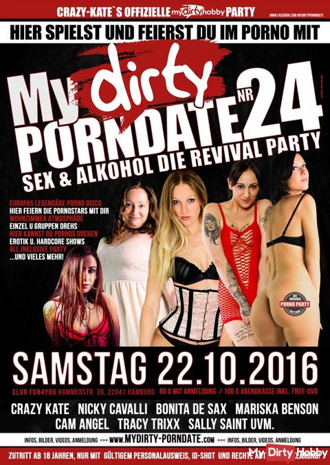 Revivel Party am 22.10.2016 in HH