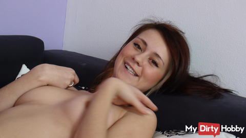 Premiere :) foreign sperm to the cervix. Video ONLINE