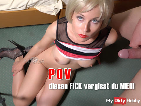 POV - Diesen FICK vergisst du NIE!!! Jetzt für ALLE online