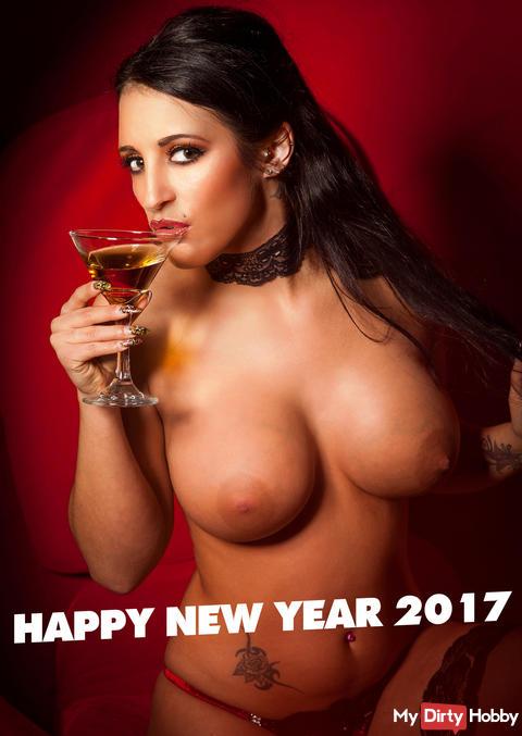 Ich wünsche Euch allen ein gutes neues Jahr 2017 ! Lasst es Euch gut gehen Ihr Lieben :) KNUTSCH KNUTSCH*