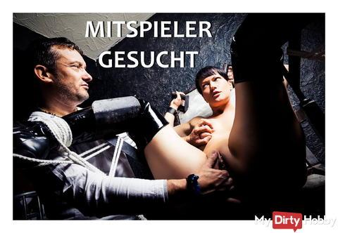 MITSPIELER GESUCHT