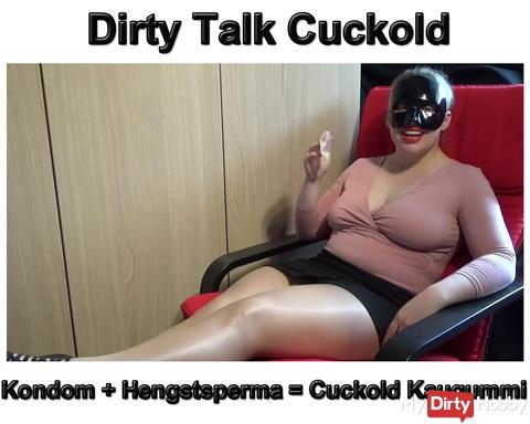 cuckold dirty talk