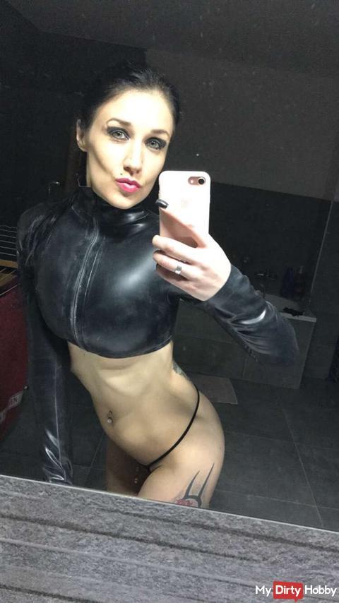 Sex movie in latex dress Friday online