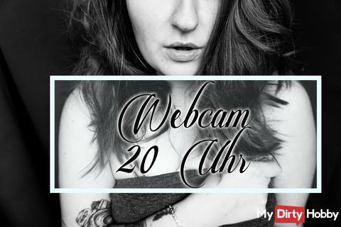 Spontane WebcamSession