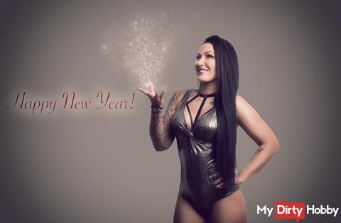 Frohes und gesundes neues Jahr