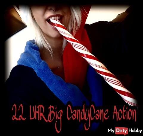 22 UHR Big CandyCane Action