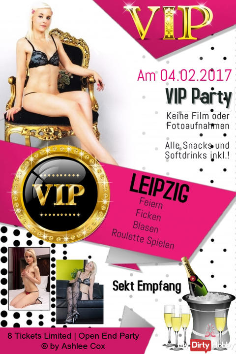 VIP Roulette Party in Leipzig