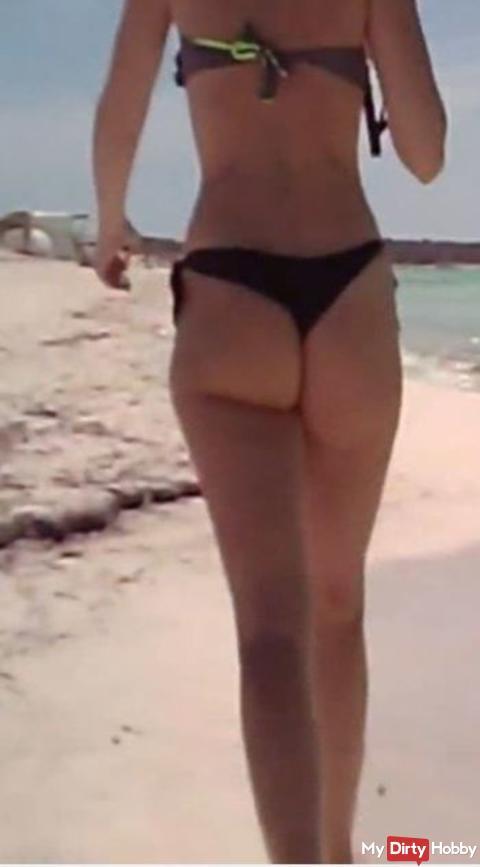 New Video - Wichswalk and dune sex with blonde beach bitch - ORIGINAL