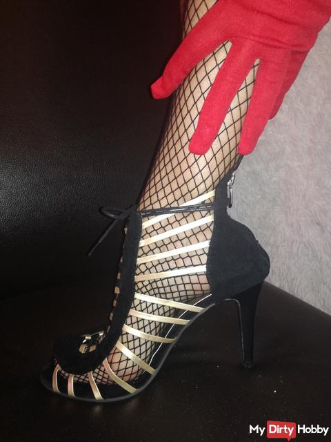 my hot shoes