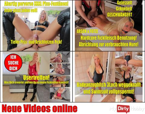 4 new videos online | Usertreff Instructions - Anal - Used - Swimsuit - Sperm