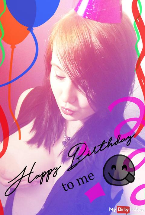 Happy Birthday to me :P