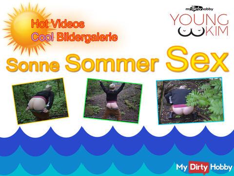 Sun summer sex!