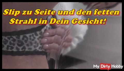 NEUES TOP VIDEO HEUTE ONLINE!! POV PISS