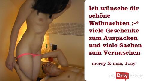 geile Weihnachten...