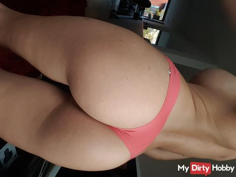 my ass this morning. if you want i can sell this dirty panty foe you