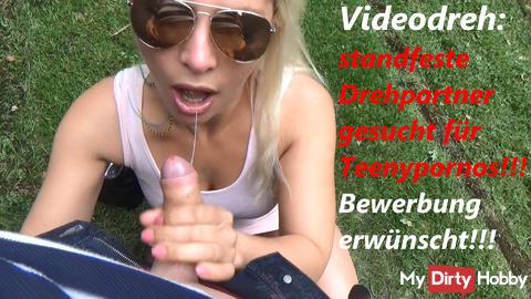 Videodreh: standfeste Drehpartner gesucht für Teenypornos!!