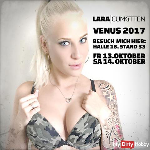 Rendez-vous au Venus 2017 à Berlin