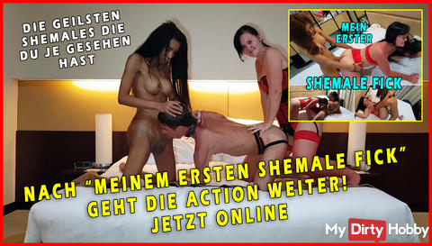 Even more shemale action