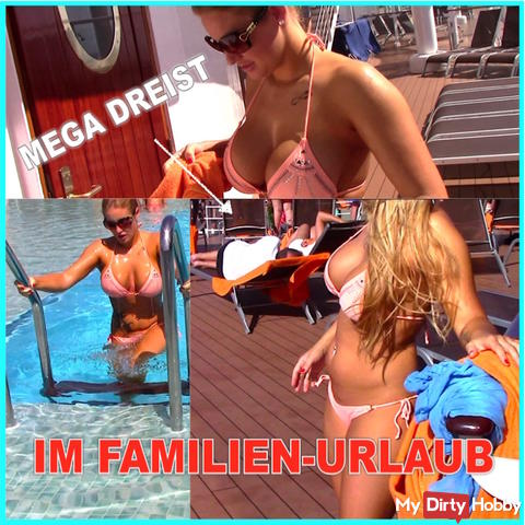 TODAY NEW EVENING VIDEO - HEALTHY POOLFICK with the URLAUBSFLIRT