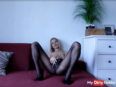 Video with nylons