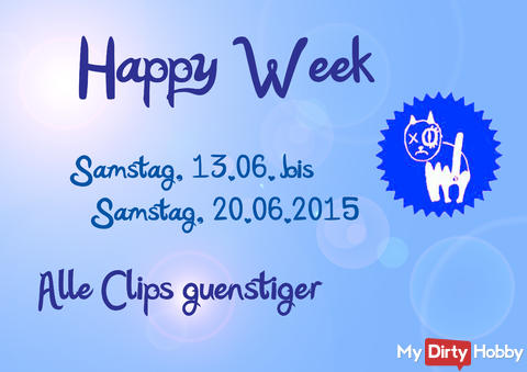 Happy Week :D udelally !!