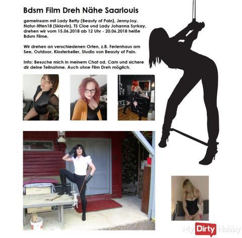 Bdsm movie shoot near Saarlouis