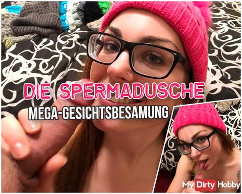UPDATES: Neue Fotos online & Neues Video in der Warteschlange: Die Spermadusche!!