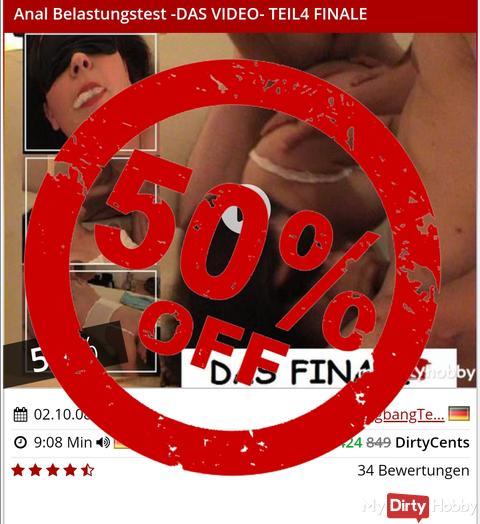 LA FINALE -50% !!