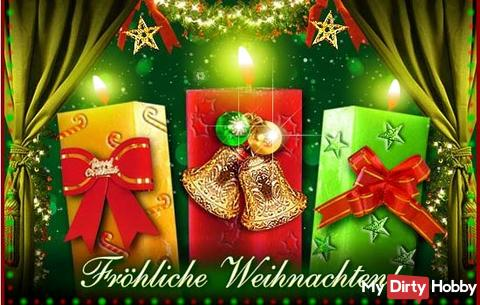 Fröhliche Weihnachten !!!