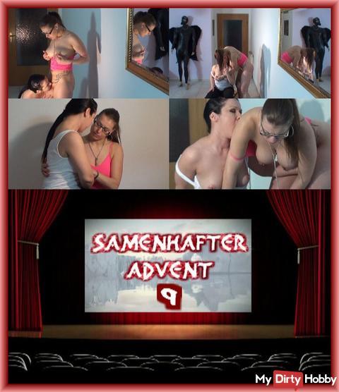 SAMENHAFTER VIDEOKALENDER TÜR 9