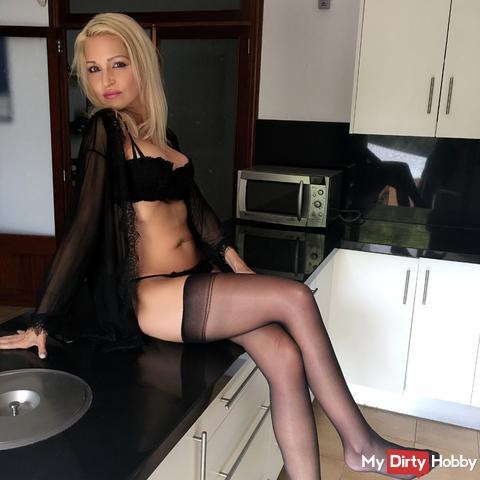 Seductive lingerie