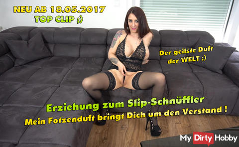 MY NEW EXTREME GEILES FETISH VIDEO FOR YOU;) NEW FROM THURSDAY 05/18/2017 THE ABSOLUTE OBERHAMMER;) I WILL ALSO UNDERSTAND WITH MY FOTZENDUFT IN THE AMENCE :)