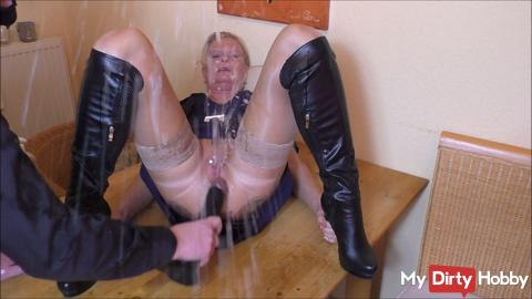 Neues Squirting Video on