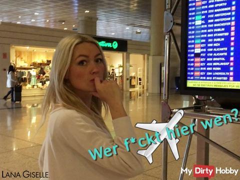 Neues Video: Nette Bekanntschaft am Flughafen