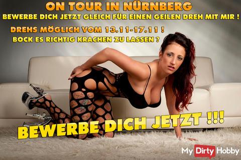 DREHPARTNER FÜR NÜRNBERG GESUCHT ! 13.11 - 17.11.2017 !!! JETZT GLEICH BEWERBEN !!! ICH FREU MICH AUF DICH KNUTSCH KNUTSCH*